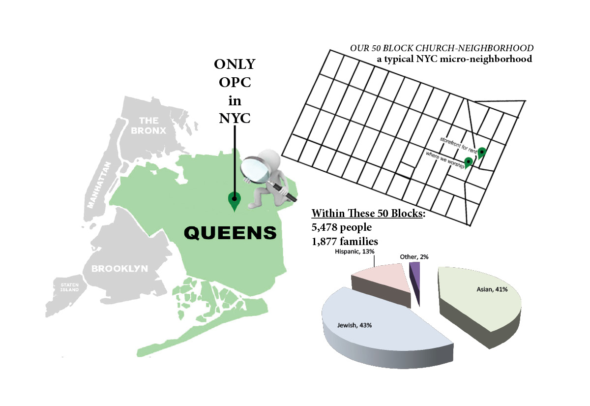 Queens 50 Blocks and Demographics